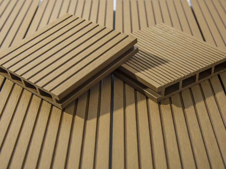 Composite decking boards 150mm wide wpc board 15year for 6 inch wide decking boards
