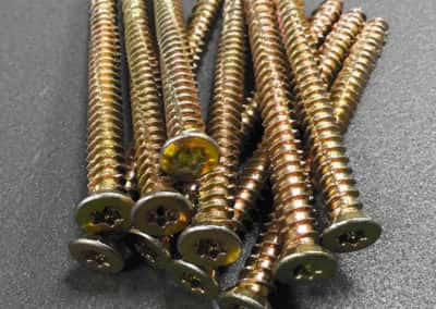 Composite Joist Expansion Screws For WPC Decking - Tough Decking, Torquay