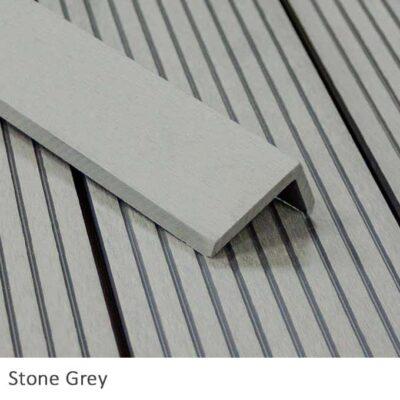 Stone Grey Corner Trim