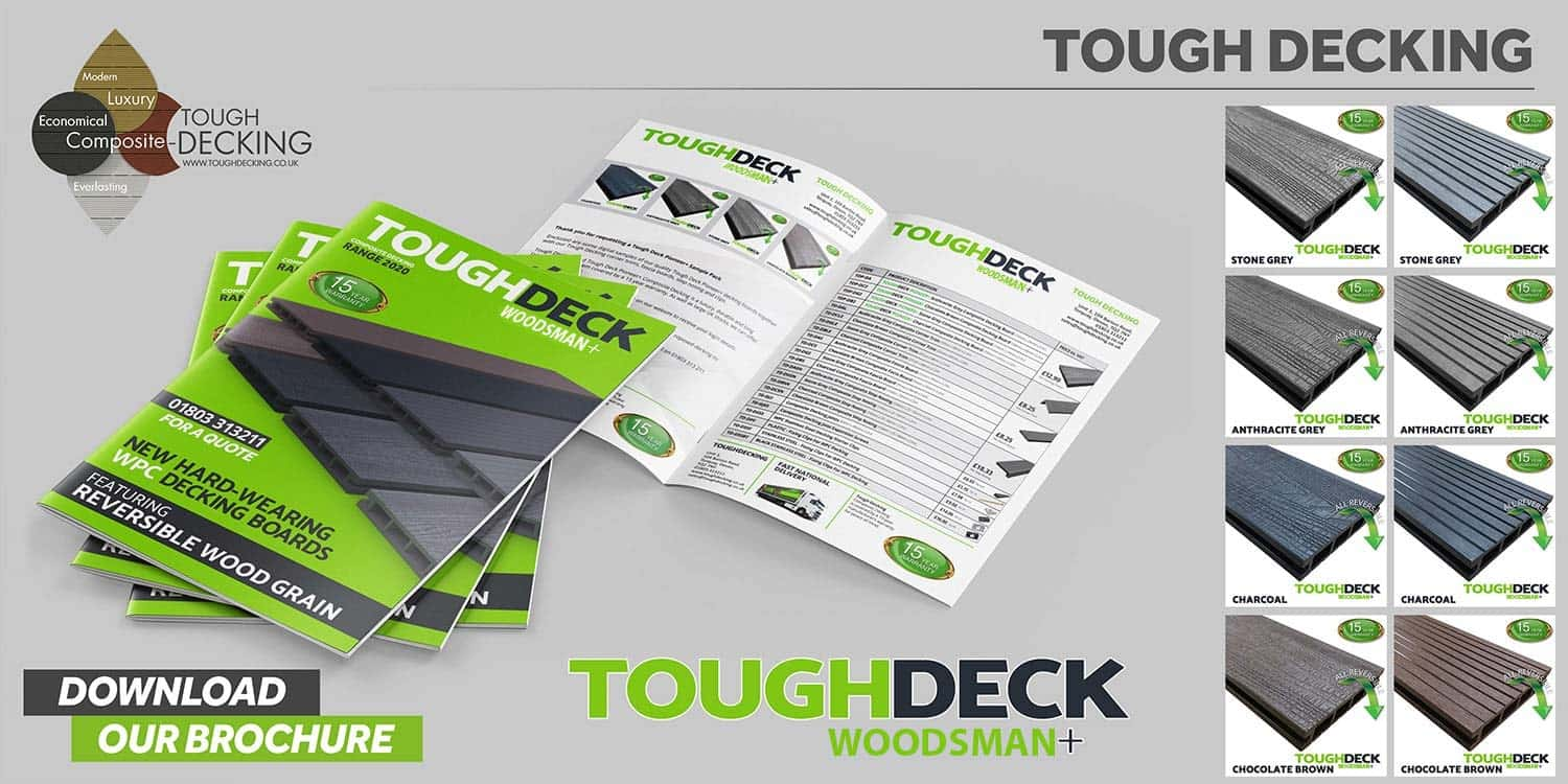 Tough Decking Virtual Sample Brochure