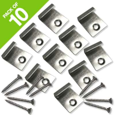 Composite Decking Starter Clips - Composite Decking - Tough Decking