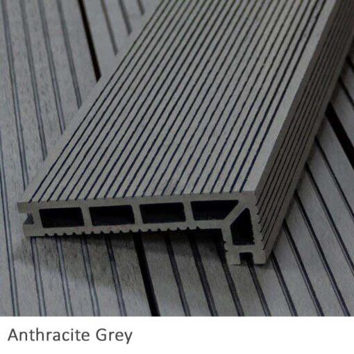composite decking step nosing