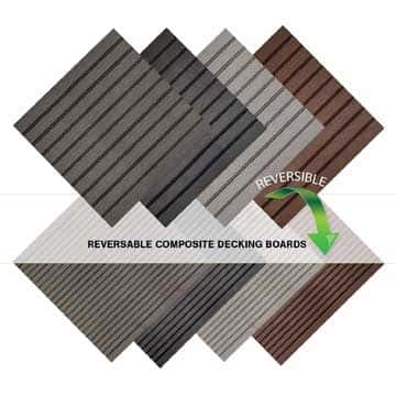 anti slip composite decking
