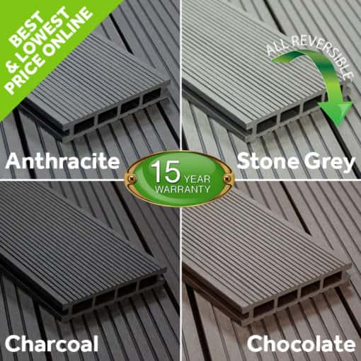 Tough Decking Sample Pack - Tough Decking, Torquay