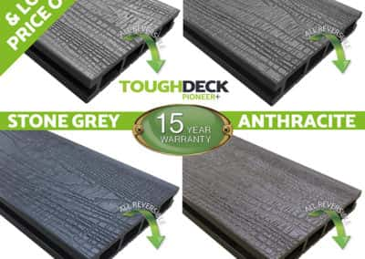 Tough Decking Sample Pack - Tough Decking, Torquay